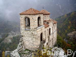 Достопримечательности Болгарии крепость