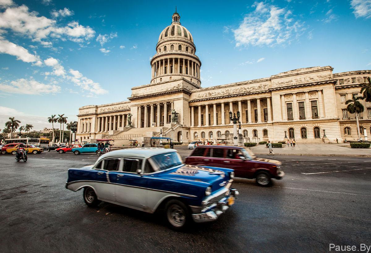 Капитолий,_Гавана