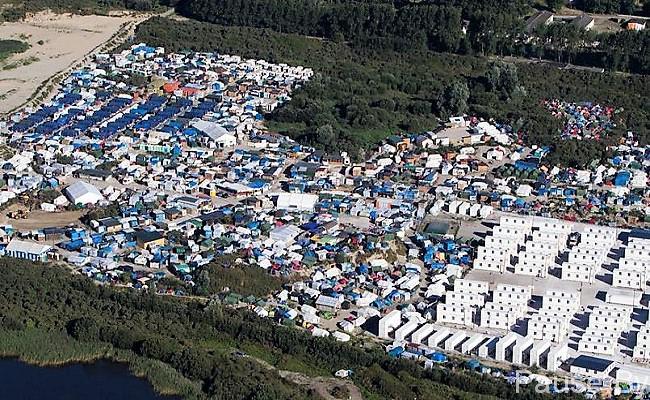 центры для мигрантов