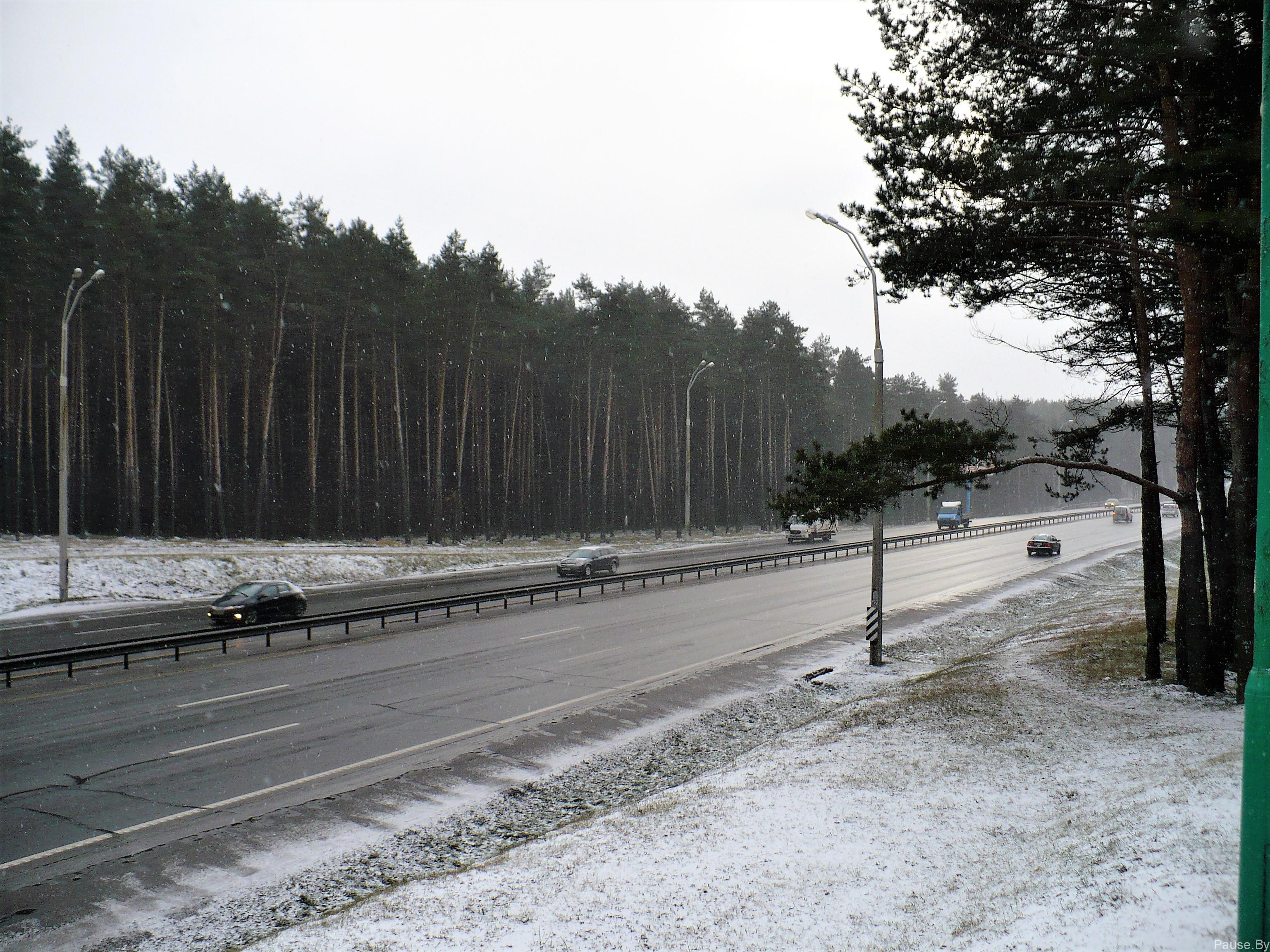 Минская кольцевая автодорога, фото
