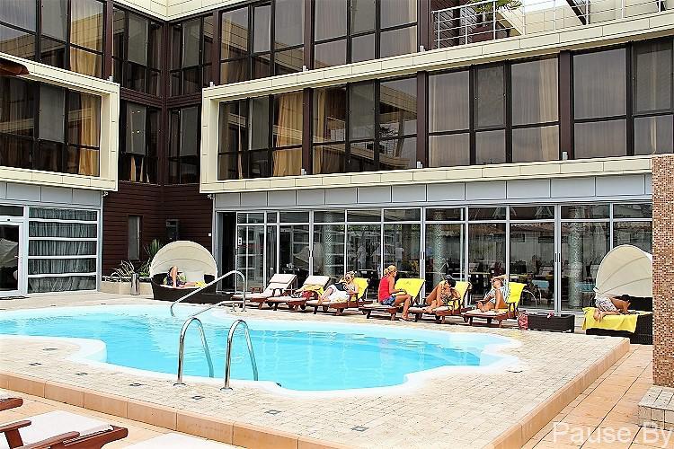 otel bless resort