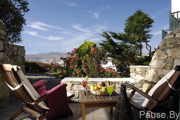 отели на острове Миконос