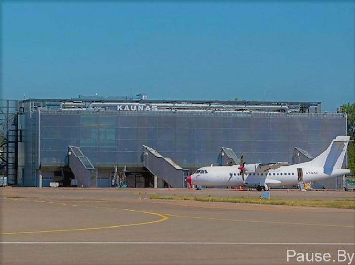 Ремонт в аэропорту Вильнюса планируется начать в середине июля.jpg