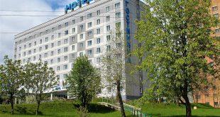 Гостиница Ист Тайм возле Восточного автовокзала в Минске.jpg