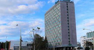 Гостиницы Минска, отель Турист на Партизанском проспекте.jpg