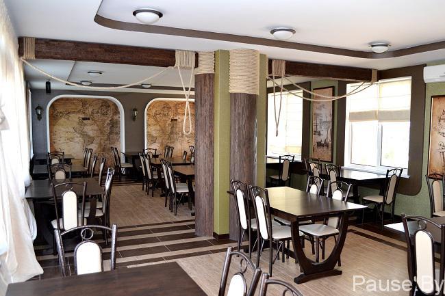 Ресторан базы отдыха Жюль Верн, в Затоке .jpg