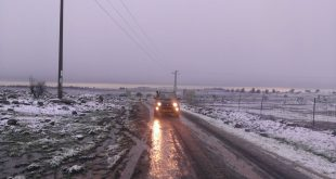 Дорога в Израиле после снегопада.jpg