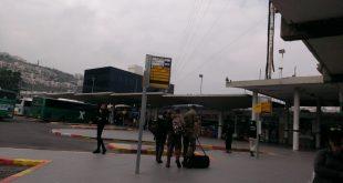 Путешествие по Израилю, автостанция города Тверия.jpg
