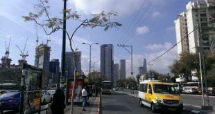 Улица Намир в городе Тель-Авив, Израиль.jpg